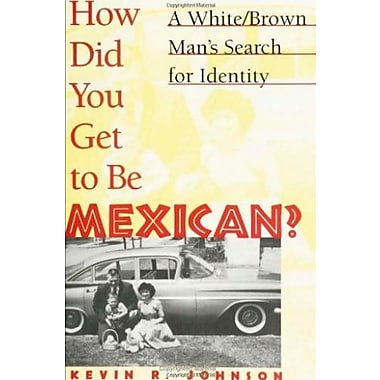 How Did You Get to Be Mexican, New Book, (9781566396516)