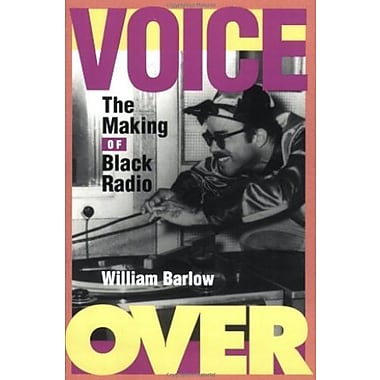 Voice Over: The Making of Black Radio, New Book, (9781566396677)