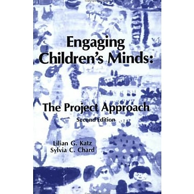 Engaging Children's Minds: The Project Approach, New Book, (9781567505016)