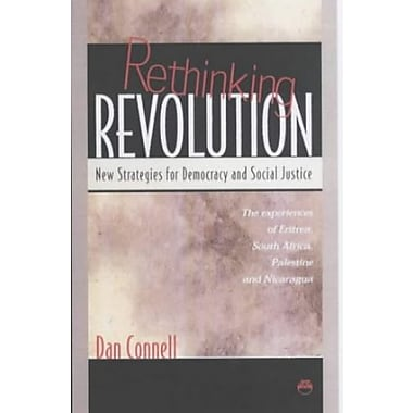 Rethinking Revolution: New Strategies for Democracy & Social Justice, New Book, (9781569021453)
