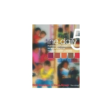 The Daily Five, New Book, (9781571104298)