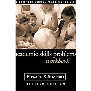 Academic Skills Problems Workbook, Revised Edition (Guilford School Practitioner)