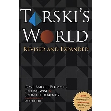 Tarski's World: Revised and Expanded, Used Book, (9781575864846)