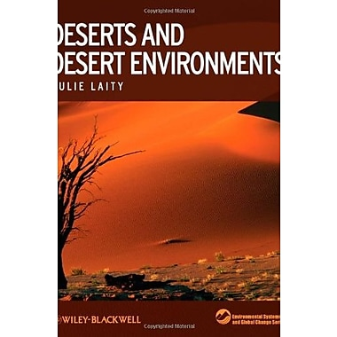 Deserts and Desert Environments, New Book, (9781577180333)