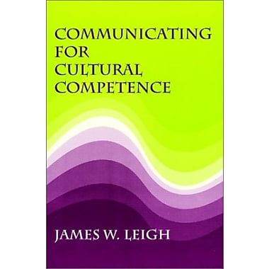 Communicating for Cultural Competence, New Book, (9781577662105)