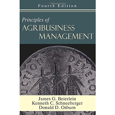 Principles of Agribusiness Management, New Book, (9781577665403)