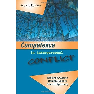 Competence in Interpersonal Conflict, Used Book, (9781577666493)