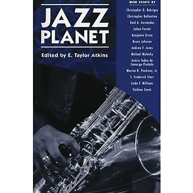Jazz Planet, New Book, (9781578066094)