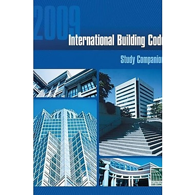 2009 International Building Code Study Companion, Used Book, (9781580018623)