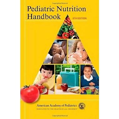 Pediatric Nutrition Handbook, New Book, (9781581102987)