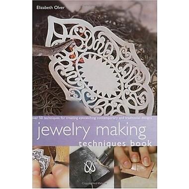 Jewelry Making Techniques Book (Quarto Book), Used Book, (9781581802108)
