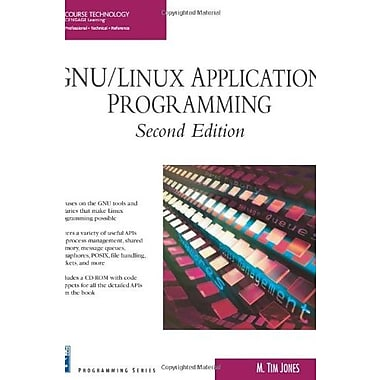 GNU/Linux Application Programming (Programming Series), Used Book, (9781584505686)