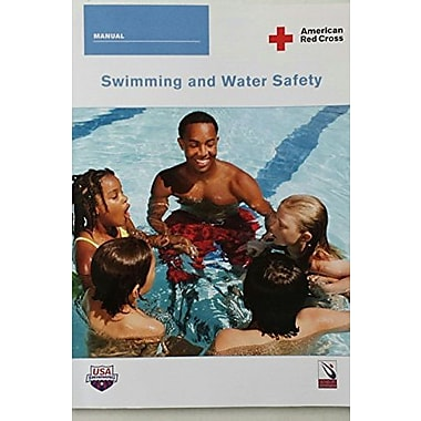 Swimming and Water Safety, Used Book, (9781584804468)