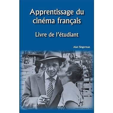 Apprentissage du Cinama Francais: Livre de L'Atudiant (French Edition), New Book, (9781585101047)