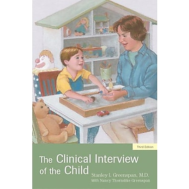 The Clinical Interview of the Child, Used Book, (9781585621378)