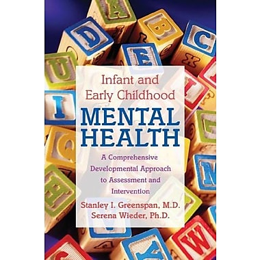 Infant and Early Childhood Mental Health, New Book, (9781585621644)