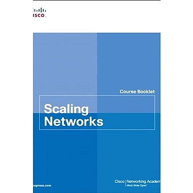 Scaling Networks Course Booklet (Course Booklets), New Book, (9781587133244)