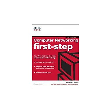 Computer Networking First-Step, New Book, (9781587201011)
