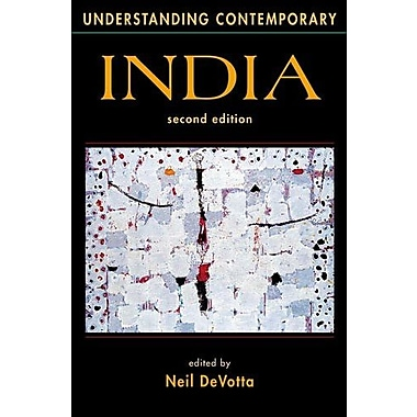 Understanding Contemporary India, New Book, (9781588267153)