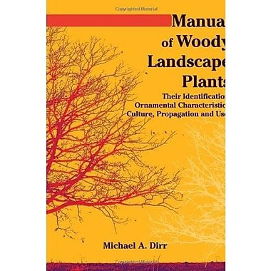 Manual of Woody Landscape Plants, New Book, (9781588748706)