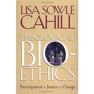 Theological Bioethics: Participation, Justice, and Change (Moral Traditions series), New Book, (9781589010758)