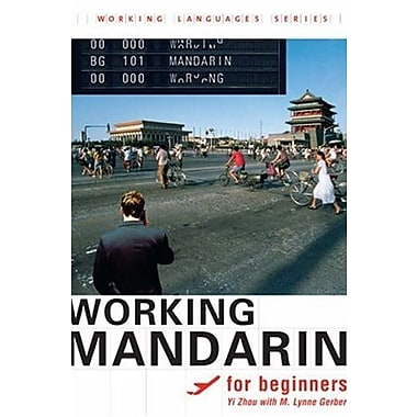 Working Mandarin for Beginners (Working Languages) (Chinese Edition), Used Book, (9781589011373)