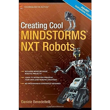 Creating Cool MINDSTORMS NXT Robots (Technology in Action), New Book, (9781590599662)