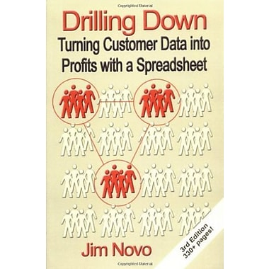 DRILLING DOWN: Turning Customer Data into Profits with a Spreadsheet - Third Edition