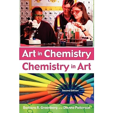 Art in Chemistry: Chemistry in Art, Used Book, (9781591583097)