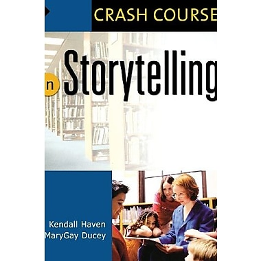 Crash Course in Storytelling, Used Book, (9781591583998)