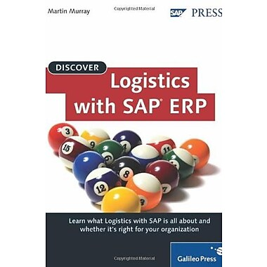 Discover Logistics with SAP ERP, New Book, (9781592292301)