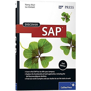 Discover SAP, Used Book, (9781592293209)