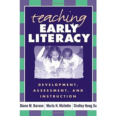 Teaching Early Literacy: Development, Assessment, and Instruction, New Book, (9781593851064)