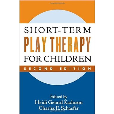 Short-Term Play Therapy for Children, Second Edition, New Book, (9781593853303)