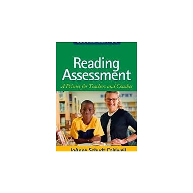 Reading Assessment, Second Edition: A Primer for Teachers and Coaches, Used Book, (9781593855796)