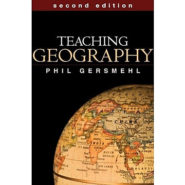 Teaching Geography, Second Edition (Teaching Geography (W/CD)), New Book, (9781593857493)