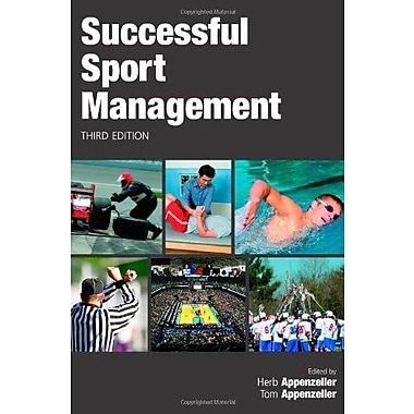 Successful Sports Management, New Book, (9781594604201)