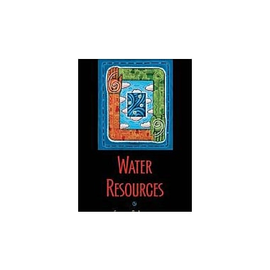 Water Resources (Foundations of Contemporary Environmental Studies Series), Used Book, (9781597264952)