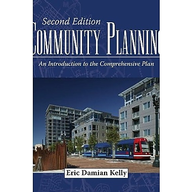 Community Planning: An Introduction to the Comprehensive Plan, Second Edition, New Book, (9781597265522)