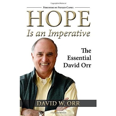Hope Is an Imperative: The Essential David Orr, New Book, (9781597267007)