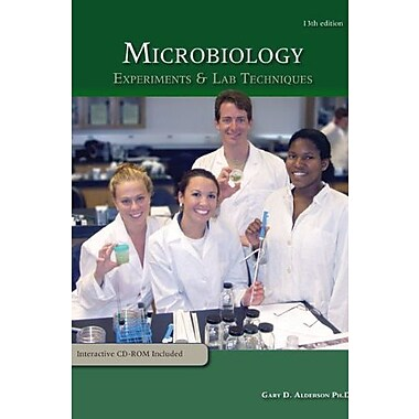 Microbiology: Experiments & Lab Techniques, New Book, (9781598713596)