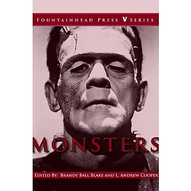 Monsters, New Book, (9781598714838)