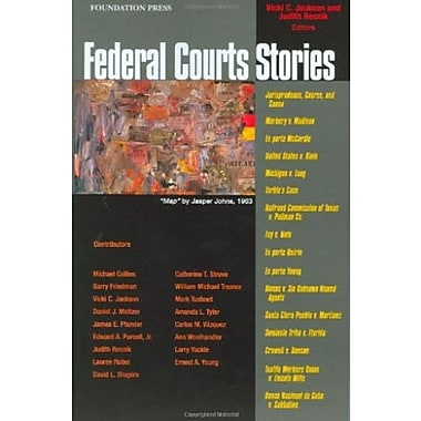 Jackson and Resnik's Federal Courts Stories (Stories Series) (Law Stories), New Book, (9781599413839)