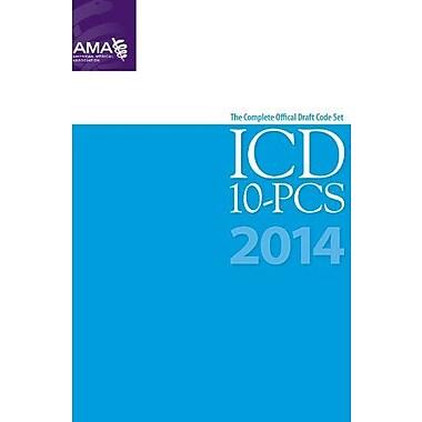 ICD-10-PCS 2014 Draft Code Set, New Book, (9781603599160)