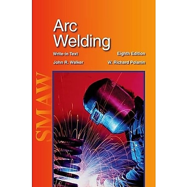 Arc Welding, New Book, (9781605251899)
