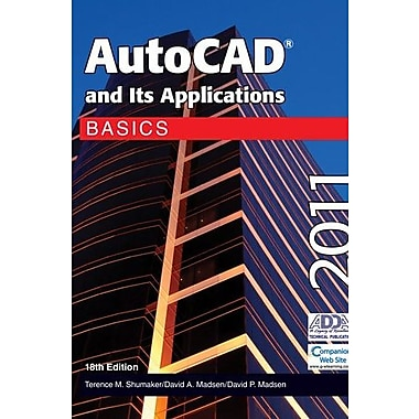 AutoCAD and Its Applications Basics 2011, Used Book, (9781605253282)