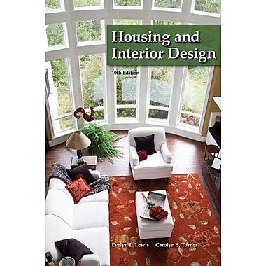 Housing and Interior Design, New Book, (9781605253374)