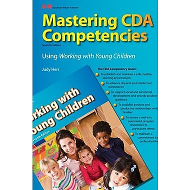 Mastering CDA Competencies Using Working with Young Children, New Book, (9781605254456)