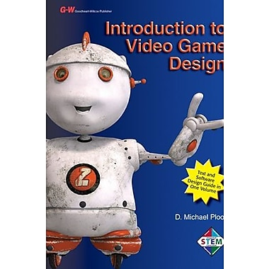 Introduction to Video Game Design, New Book, (9781605254685)