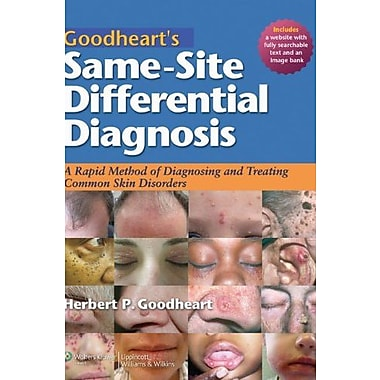 Goodheart's Same-Site Differential Diagnosis, New Book, (9781605477466)
